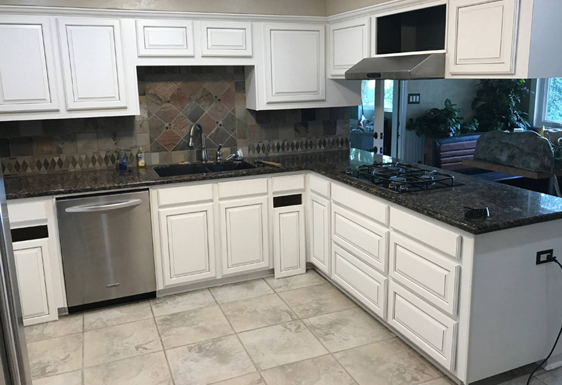 Kitchen Cabinet Refacing Houston Tx